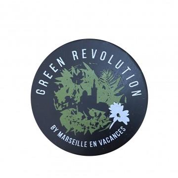 Cendrier de poche Green Revolution