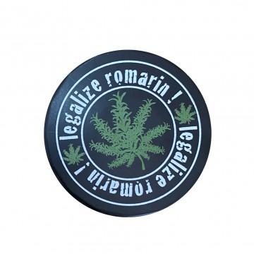 Cendrier de poche Legalize Romarin