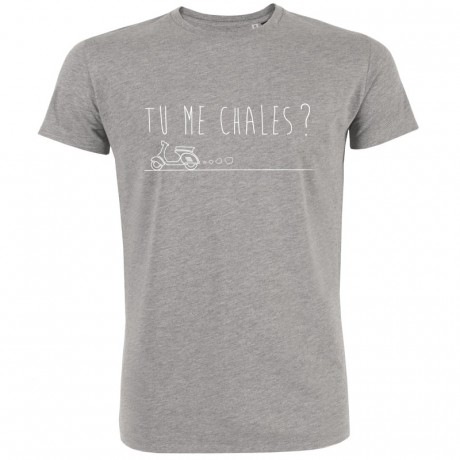 T-shirt Tu me chales