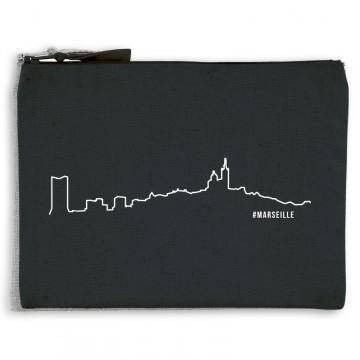 Pochette skyline de Marseille