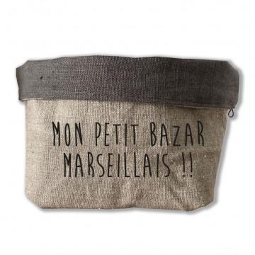 Vide poches Mon petit bazar de Marseille
