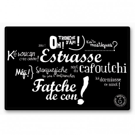Magnet expressions marseillaise