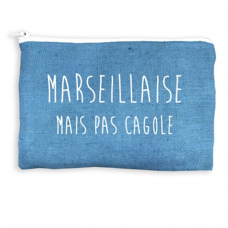 Pochette Marseillaise mais pas cagole