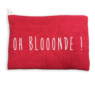 Pochette Oh blonde !