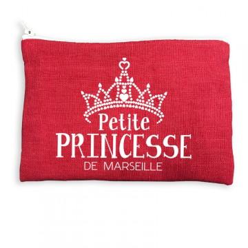 Pochette Petite princesse de Marseille