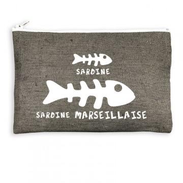 Pochette Sardine marseillaise