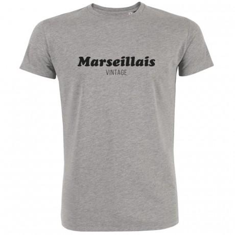 T-shirt Marseillais Vintage