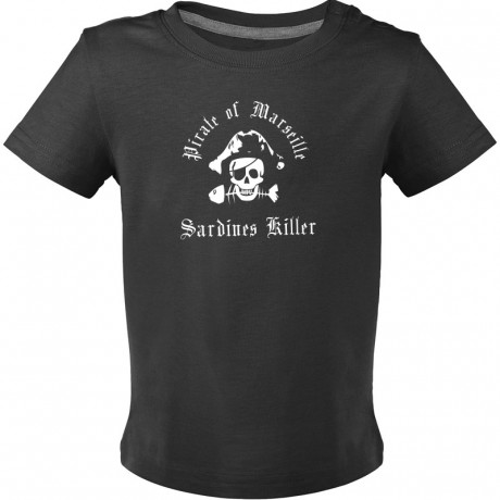 T-shirt Pirate of Marseille