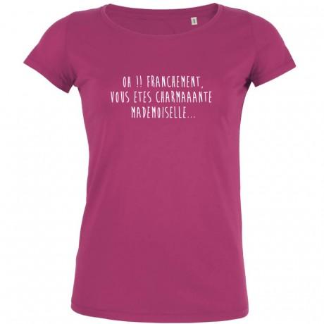 T-shirt charmante