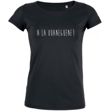T-shirt a la ouaneguene