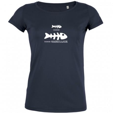 T-shirt sardine marseillaise