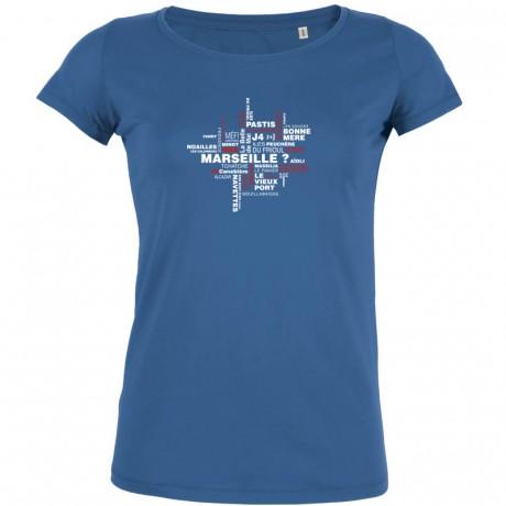 T-shirt texte expressions marseillaise