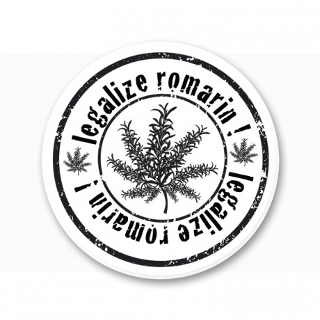 Magnet legalize Romarin