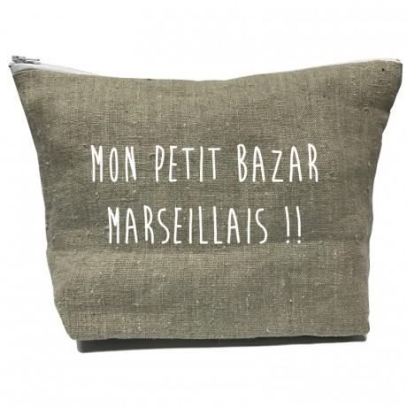 Grande pochette Mon petit bazar Marseillais