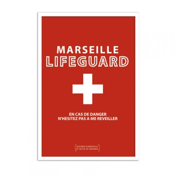 Affiche Lifeguard