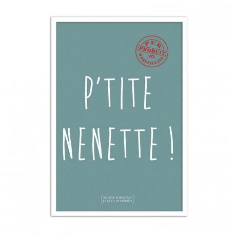 Affiche Nenette