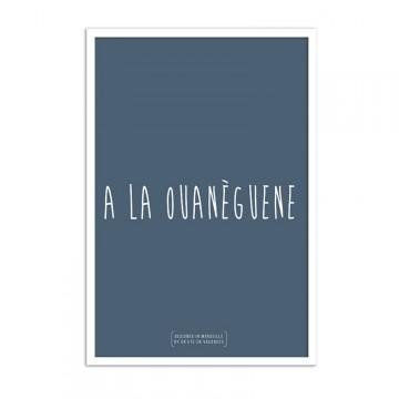 Affiche Ouanèguene