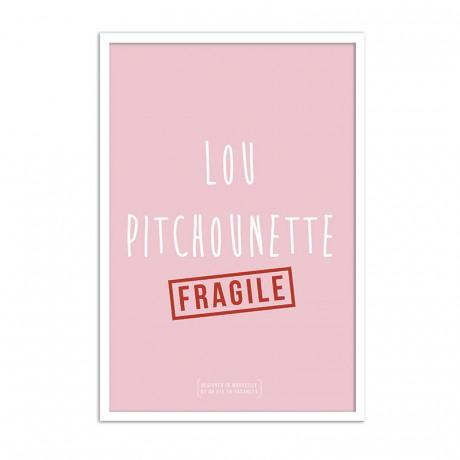 Affiche Pitchounette
