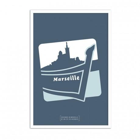 Affiche Pointu marseillais
