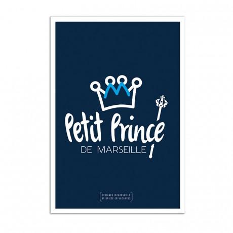 Affiche petit prince de marseille