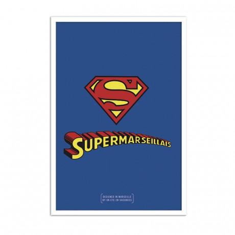 Affiche Super marseillais