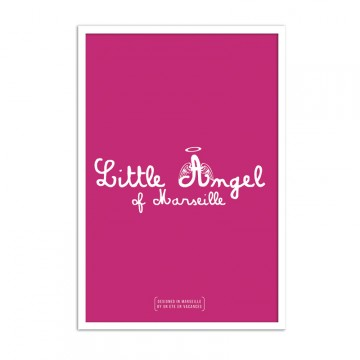 Affiche Little angel