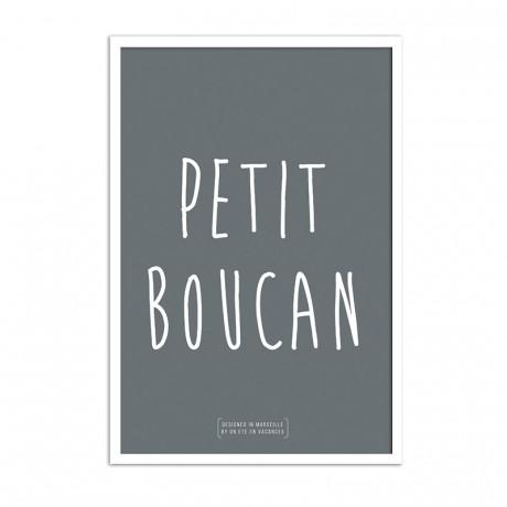 Affiche Petit boucan