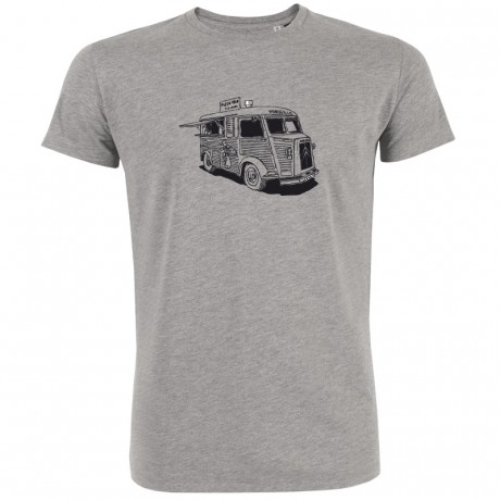 T-shirt Tube pizza Marseillais