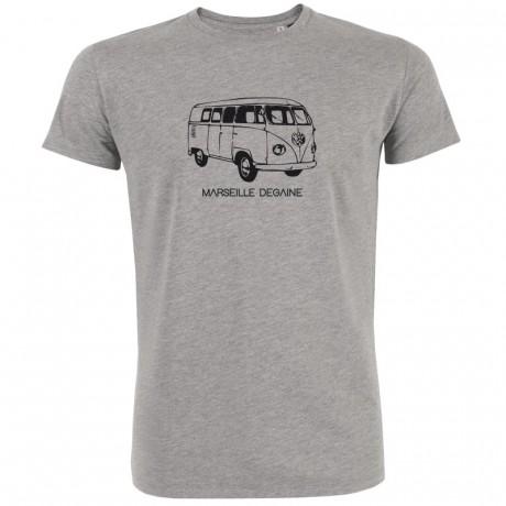 T-shirt Combi wolkswagen