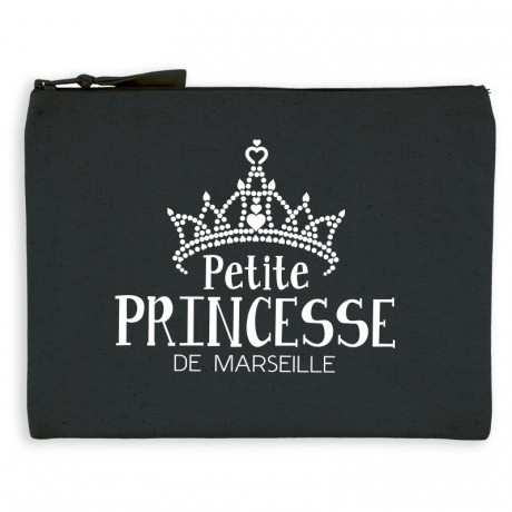 Pochette petite princesse marseillaise