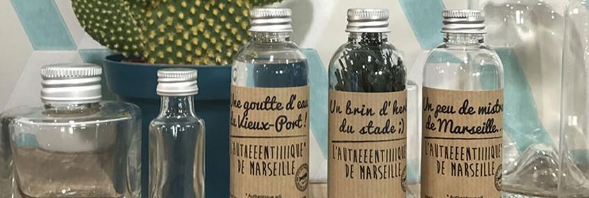 Marseille  en bouteilles ☺