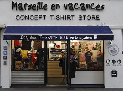 magasin marseille en vacances