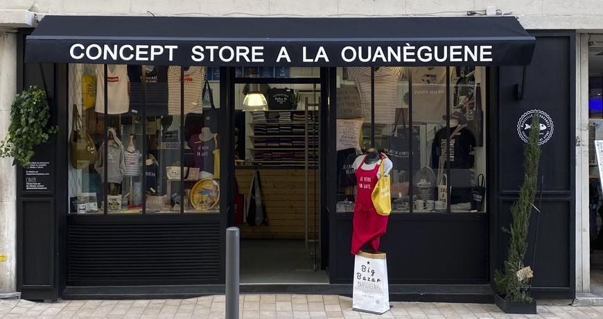 Marseille en vacances Concept Store